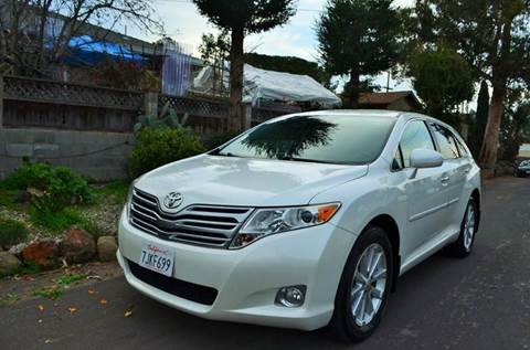 2009 Toyota Venza for sale at Brand Motors llc in Belmont CA