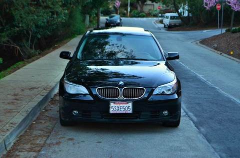 2006 BMW 5 Series for sale at Brand Motors llc in Belmont CA