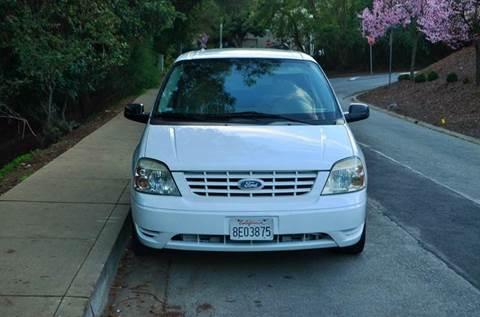 2006 Ford Freestar for sale at Brand Motors llc in Belmont CA