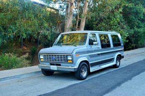 1990 Ford E-150 for sale at Brand Motors llc in Belmont CA
