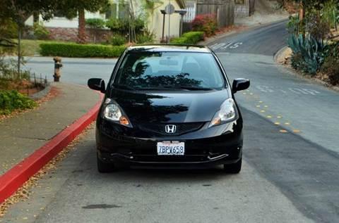 2013 Honda Fit for sale at Brand Motors llc in Belmont CA