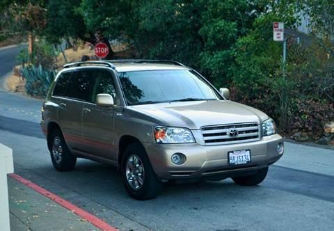 2006 Toyota Highlander for sale at Brand Motors llc in Belmont CA