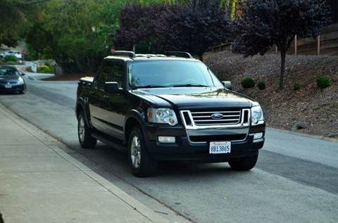 2007 Ford Explorer Sport Trac for sale at Brand Motors llc in Belmont CA