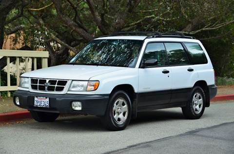 1999 Subaru Forester for sale at Brand Motors llc in Belmont CA