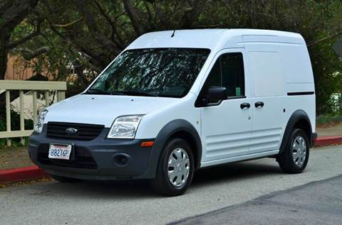 2013 Ford Transit Connect for sale at Brand Motors llc in Belmont CA