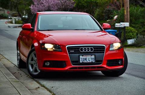 2009 Audi A4 for sale at Brand Motors llc in Belmont CA