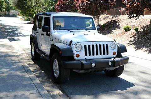 2013 Jeep Wrangler Unlimited for sale at Brand Motors llc - Belmont Lot in Belmont CA