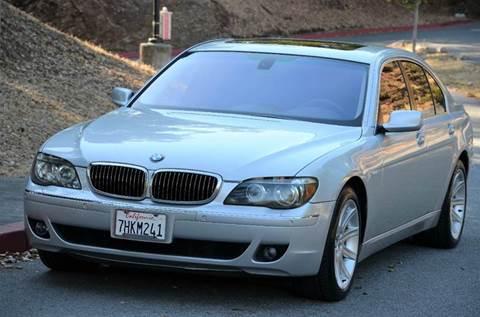 2006 BMW 7 Series for sale at Brand Motors llc - Belmont Lot in Belmont CA