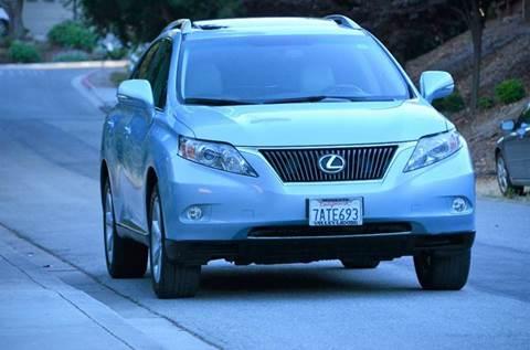 2010 Lexus RX 350 for sale at Brand Motors llc - Belmont Lot in Belmont CA