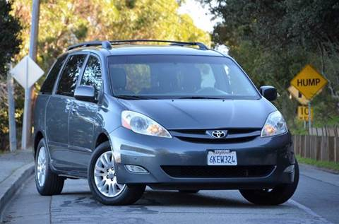 2010 Toyota Sienna for sale at Brand Motors llc - Belmont Lot in Belmont CA