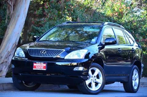 2007 Lexus RX 350 for sale at Brand Motors llc - Belmont Lot in Belmont CA