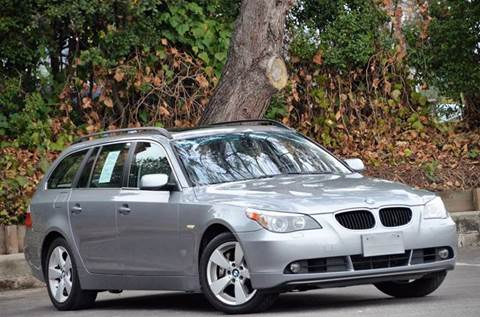 2006 BMW 5 Series for sale at Brand Motors llc - Belmont Lot in Belmont CA