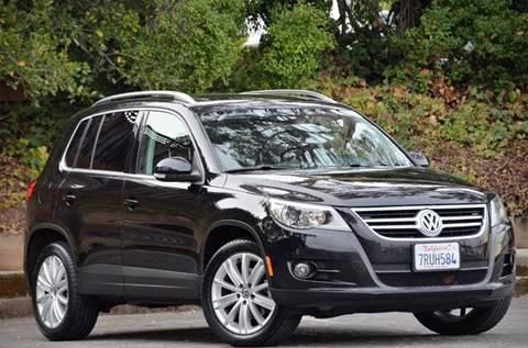 2009 Volkswagen Tiguan for sale at Brand Motors llc - Belmont Lot in Belmont CA