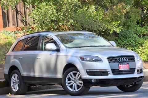 2007 Audi Q7 for sale at Brand Motors llc - Belmont Lot in Belmont CA