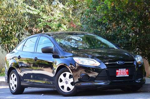 2012 Ford Focus for sale at Brand Motors llc - Belmont Lot in Belmont CA