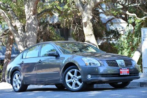 2006 Nissan Maxima for sale at Brand Motors llc - Belmont Lot in Belmont CA