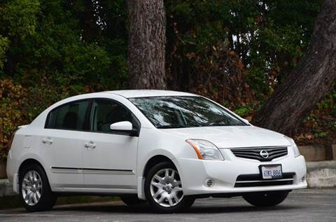2012 Nissan Sentra for sale at Brand Motors llc - Belmont Lot in Belmont CA
