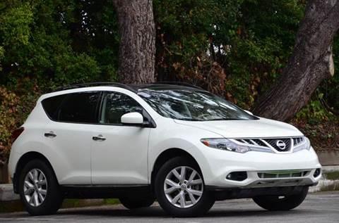 2011 Nissan Murano for sale at Brand Motors llc - Belmont Lot in Belmont CA