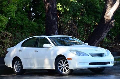 2003 Lexus ES 300 for sale at Brand Motors llc - Belmont Lot in Belmont CA