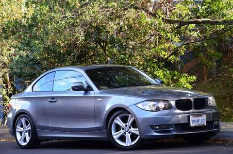 2011 BMW 1 Series for sale at Brand Motors llc - Belmont Lot in Belmont CA