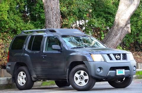 2007 Nissan Xterra for sale at Brand Motors llc - Belmont Lot in Belmont CA