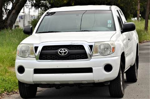 2011 Toyota Tacoma for sale at Brand Motors llc - Belmont Lot in Belmont CA