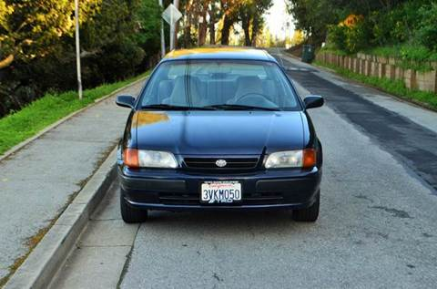 1997 Toyota Tercel for sale at Brand Motors llc in Belmont CA