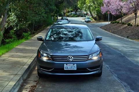 2013 Volkswagen Passat for sale at Brand Motors llc in Belmont CA