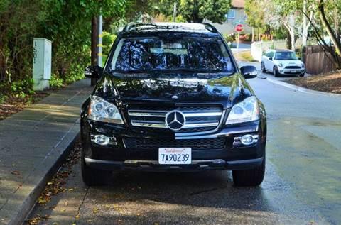 2007 Mercedes-Benz GL-Class for sale at Brand Motors llc in Belmont CA