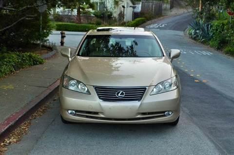 2007 Lexus ES 350 for sale at Brand Motors llc in Belmont CA