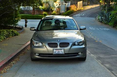 2008 BMW 5 Series for sale at Brand Motors llc in Belmont CA