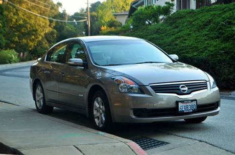 2008 Nissan Altima Hybrid for sale at Brand Motors llc in Belmont CA