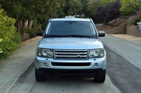 2007 Land Rover Range Rover Sport for sale at Brand Motors llc in Belmont CA