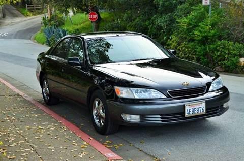 1999 Lexus ES 300 for sale at Brand Motors llc in Belmont CA