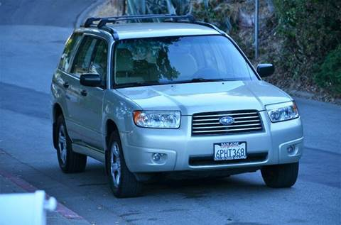 2007 Subaru Forester for sale at Brand Motors llc - Belmont Lot in Belmont CA