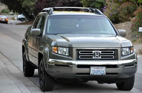 2007 Honda Ridgeline for sale at Brand Motors llc - Belmont Lot in Belmont CA
