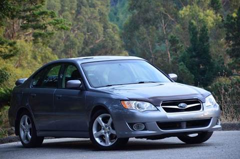 2009 Subaru Legacy for sale at Brand Motors llc - Belmont Lot in Belmont CA
