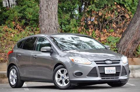 2014 Ford Focus for sale at Brand Motors llc - Belmont Lot in Belmont CA