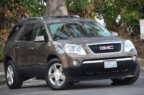 2007 GMC Acadia for sale at Brand Motors llc - Belmont Lot in Belmont CA