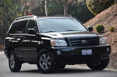 2004 Toyota Highlander for sale at Brand Motors llc in Belmont CA