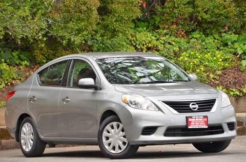 2014 Nissan Versa for sale at Brand Motors llc - Belmont Lot in Belmont CA