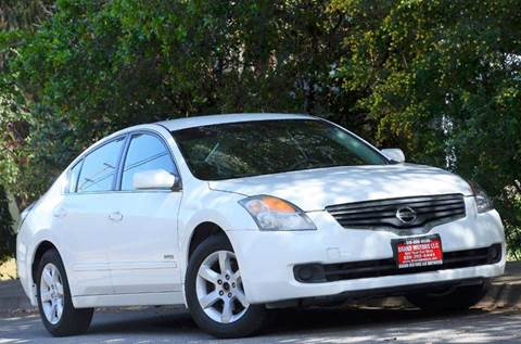2008 Nissan Altima Hybrid for sale at Brand Motors llc - Belmont Lot in Belmont CA
