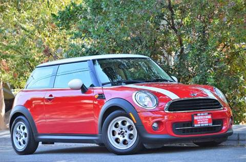 2013 MINI Hardtop for sale at Brand Motors llc - Belmont Lot in Belmont CA
