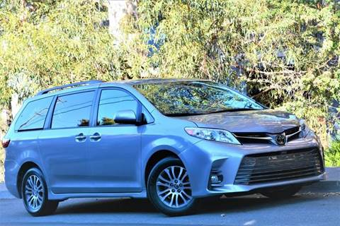 2018 Toyota Sienna for sale at Brand Motors llc - Belmont Lot in Belmont CA