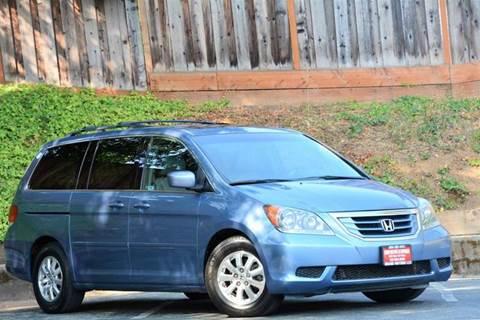 2008 Honda Odyssey for sale at Brand Motors llc - Belmont Lot in Belmont CA