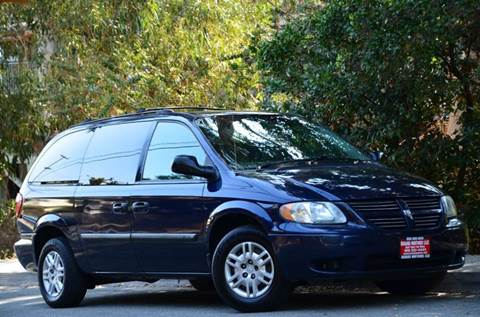 2005 Dodge Grand Caravan for sale at Brand Motors llc - Belmont Lot in Belmont CA