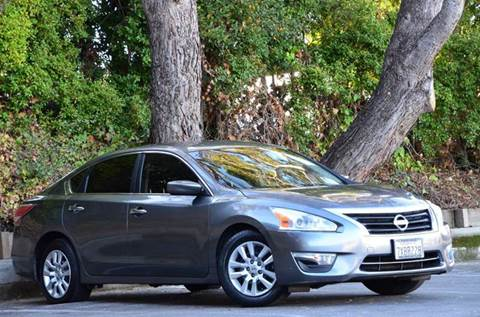 2014 Nissan Altima for sale at Brand Motors llc - Belmont Lot in Belmont CA