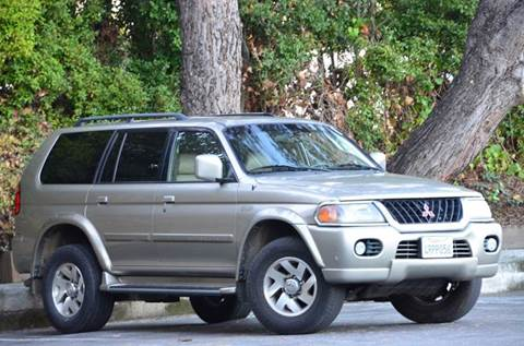 2001 Mitsubishi Montero Sport for sale at Brand Motors llc - Belmont Lot in Belmont CA