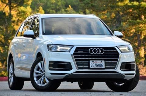 2018 Audi Q7 for sale at Brand Motors llc - Belmont Lot in Belmont CA