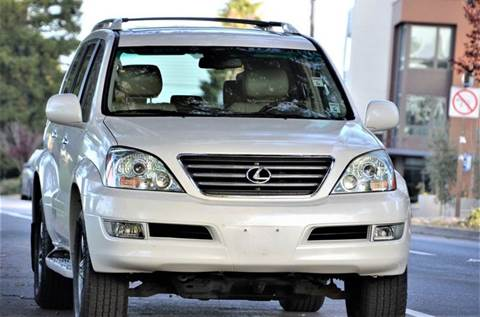 2008 Lexus GX 470 for sale at Brand Motors llc - Belmont Lot in Belmont CA
